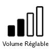 BB2 - Volume Reglable