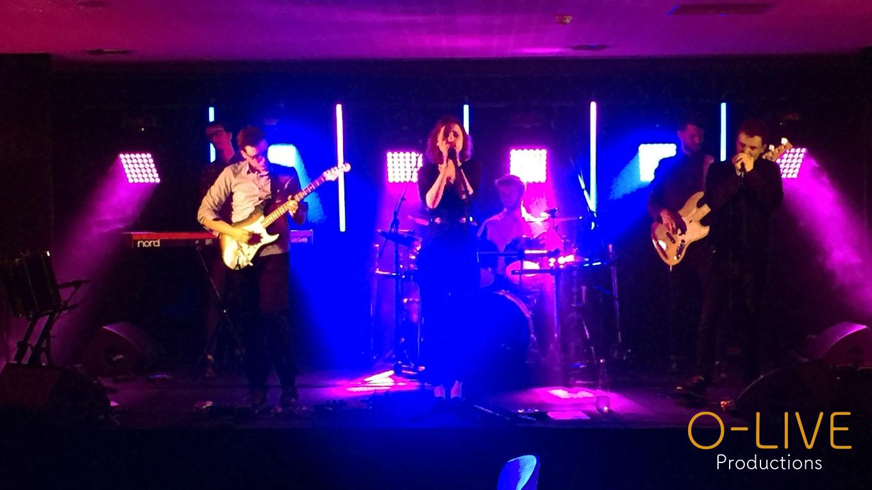 Myriagon RC Lens Bollaert événement mariage concert live pop rock jazz soul
