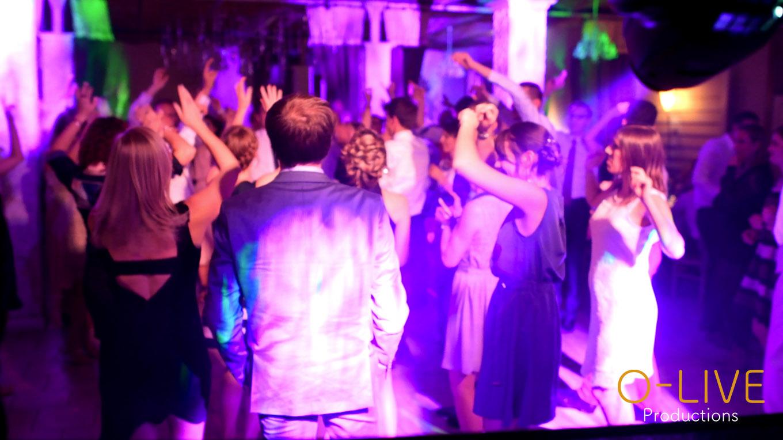 O-LIVE Productions événement event mariage concert lille prestation production événementiel nord tourcoing pas de calais hauts de france mariages