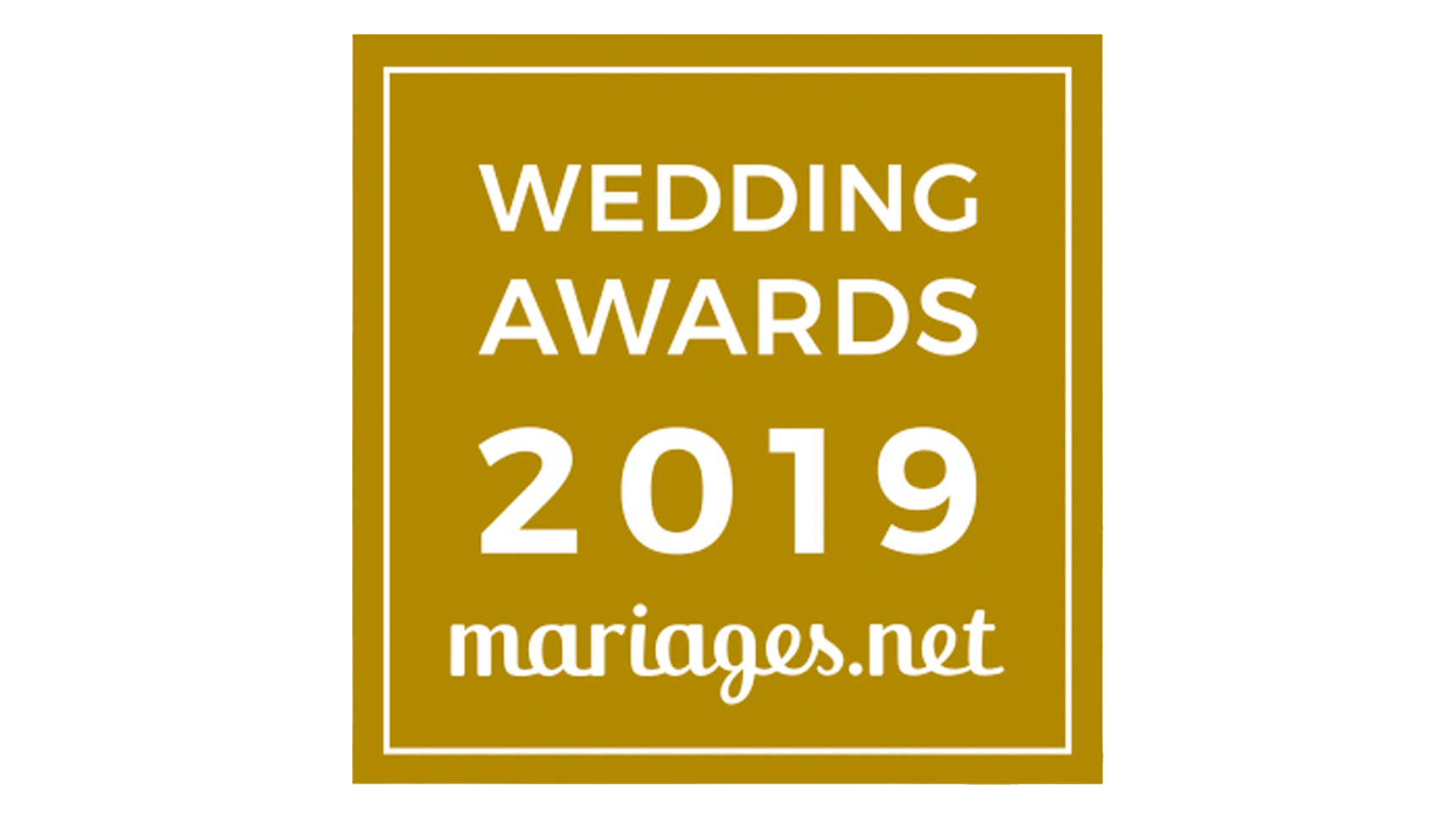 Mariages Wedding Récompense Award Meilleur Best DJ Animation O-LIVE Productions Mariages.net
