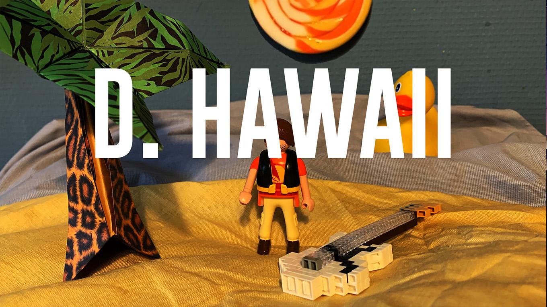 D. Hawaii Production Sonore Son MAO Musique Live DJ Set Technique