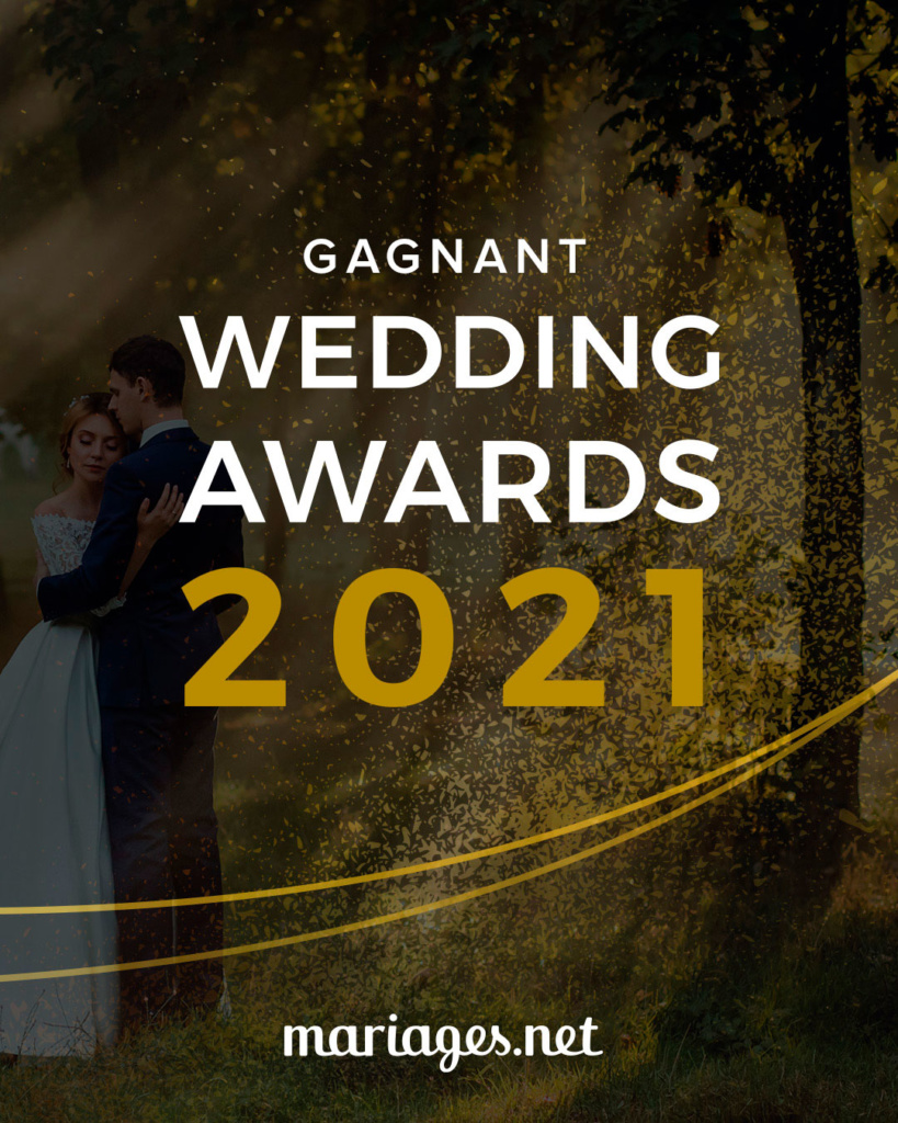 Mariages Wedding Récompense Award Meilleur Best DJ Animation O-LIVE Productions Mariages.net Musique 2021 Lille Nord France
